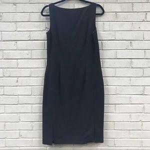 NWT Ann Taylor black shift dress
